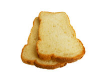 Piece of bread Royalty Free Stock Photo