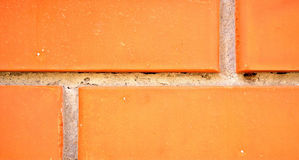 A piece of brick wall Stock Photos