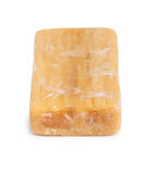 Piece of brown soap Stock Photography