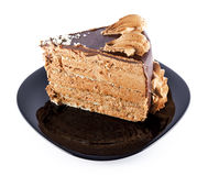 Piece of cake Royalty Free Stock Images