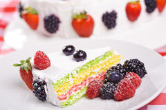 Piece of cake Royalty Free Stock Image