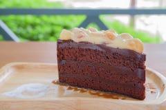 A piece of cake. Stock Photos
