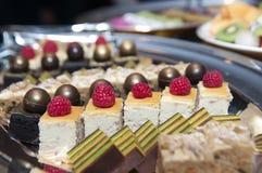 Piece of Cakes Stock Photo