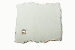 Piece of cardboard Stock Image