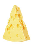 Piece of cheese Stock Photo