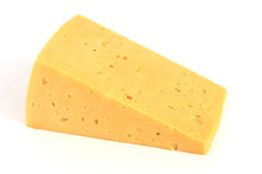 A piece of cheese Stock Images