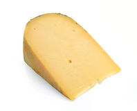 A piece of cheese Royalty Free Stock Image