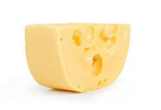 Piece of cheese Stock Photography