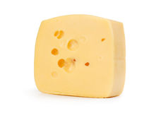 Piece of cheese Royalty Free Stock Image