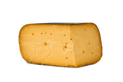 Piece of cheese Old Amsterdam Royalty Free Stock Photo
