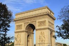 piece de Paris triomphe Obrazy Stock