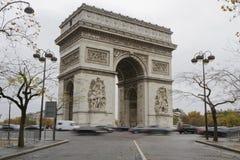 piece de Paris triomphe Zdjęcia Stock