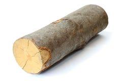 Piece of firewood Stock Photos