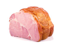The piece of fresh ham Stock Images