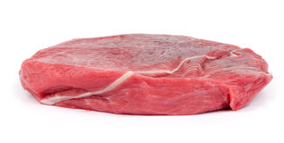 Piece of fresh meat Stock Photography