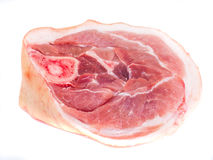A Piece of Fresh Raw Pork, Meat. Studio Photo Royalty Free Stock Photos