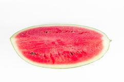 Piece of fresh watermelon Stock Image