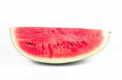 Piece of fresh watermelon Royalty Free Stock Images