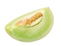 Green melon Stock Image