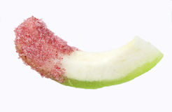 A piece of guava pickled Royalty Free Stock Image