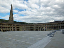 The piece hall in halifax yorkshire Stock Photo