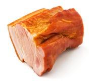 Piece of ham Stock Photography