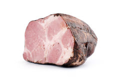 Piece of ham Stock Images