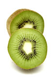 Piece of kiwi Stock Image