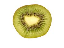 Piece of kiwi Royalty Free Stock Photography