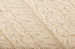 Piece of knit fabric Royalty Free Stock Photo