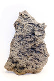 Piece of lava from icelander volcano Stock Photography