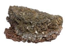 Piece of a'a lava Stock Photos