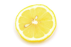 Piece of lemon Royalty Free Stock Photo