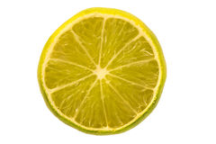 Piece of lime Stock Photography