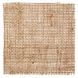 Piece of linen fabric Royalty Free Stock Photo