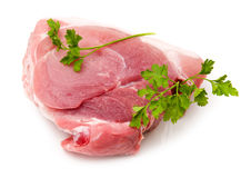 Piece of meat Stock Photos