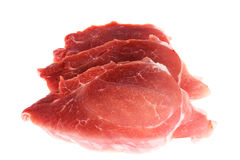 Piece of meat Stock Photography