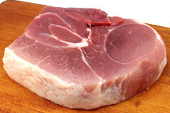 Piece of meat Royalty Free Stock Images