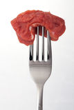 Piece of meat Royalty Free Stock Image