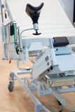 Piece of medical chair closeup. royalty free stock photo