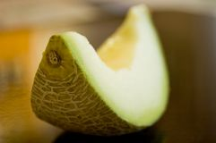 Piece Of Melon Stock Photography