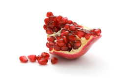 Free Piece Of Pomegranate Stock Photography - 3287062