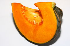 Piece Of Pumpkin Stock Photo