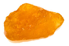 Piece Of Rosin Stock Photos