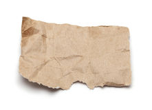 Piece of paper royalty free stock photos