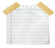 Piece of paper Stock Images