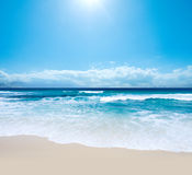 A Piece of Paradise Royalty Free Stock Image