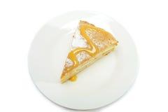 Piece of Pie Stock Photo