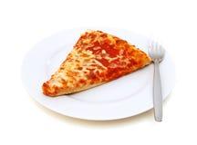 A piece of pizza Stock Photos