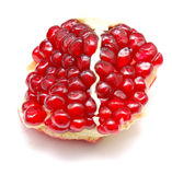 Piece of pomegranate Royalty Free Stock Image